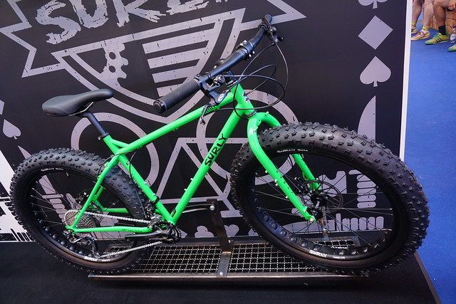 Eurobike 2014: Surly Pugsley