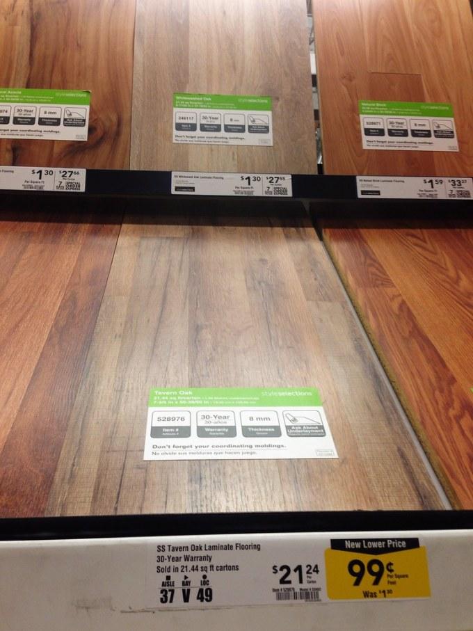 Adventures in Flooring