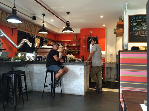 where the magic happens - John Smith Cafe, Waterloo
