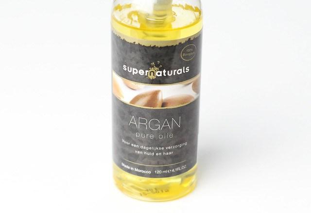 100% biologische argan olie