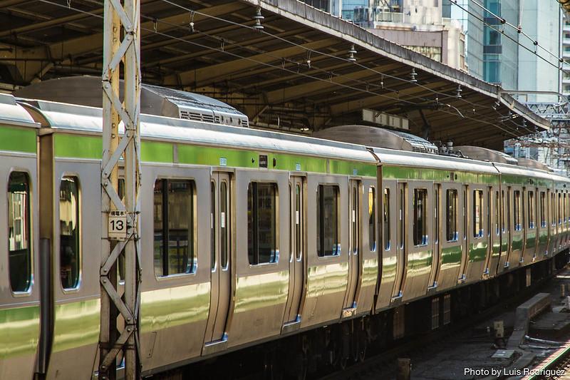 Línea Yamanote en Tokio