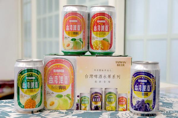 臺啤水果啤酒~酸甜青梅新口味,甘甜沁涼好滋味 - ~Smilejean紫色微笑~ - FashionGuide 華人時尚專業評鑑