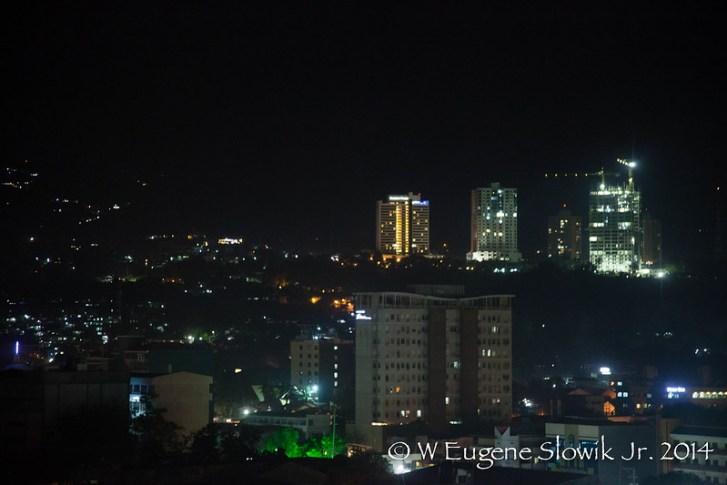 Cebu Philippines Night Lights