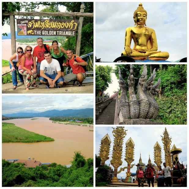 Triángulo de oro Tailandia