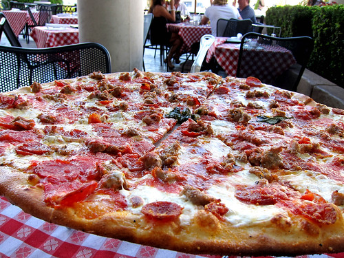 Kids Friendly Restaurants in Las Vegas- Grimaldi's Pizzeria