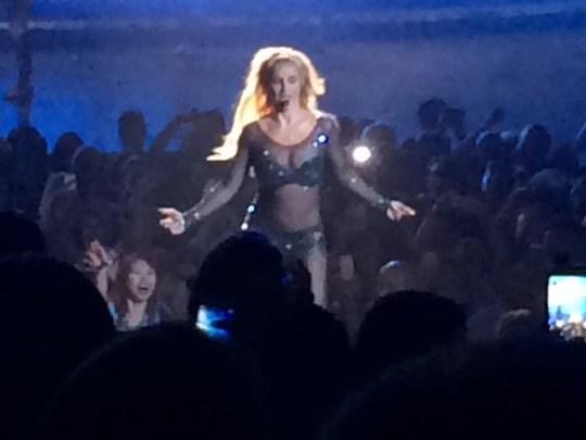 Britney Spears Piece of Me Las Vegas Show