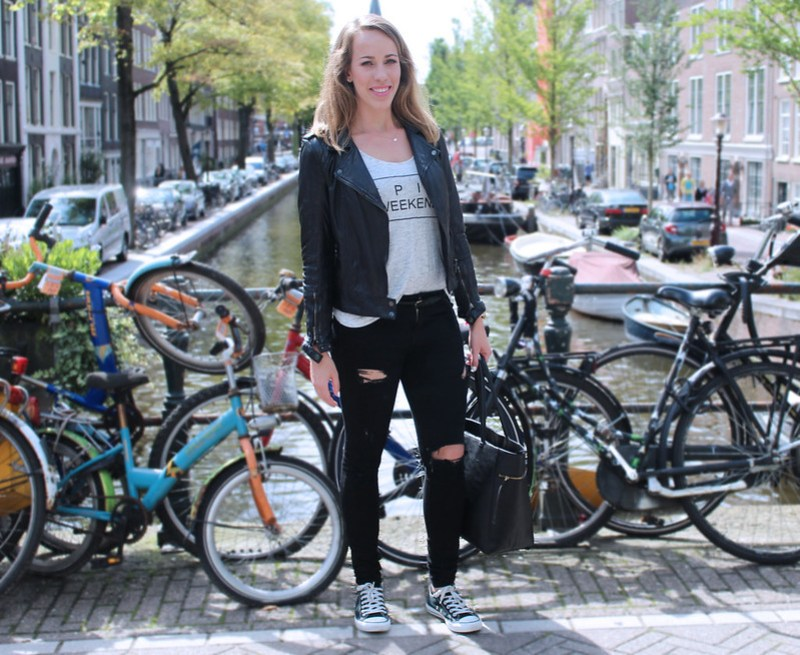outfit pretty amsterdam