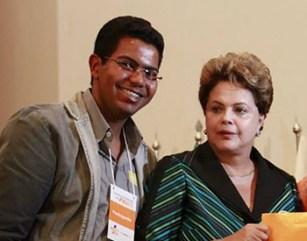 Julielton e Dilma