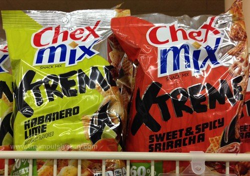 Chex Mix Xtreme Sweet & Spicy Sriracha and Habanero Lime