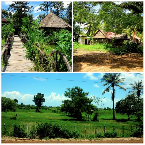 Paisajes Camboya