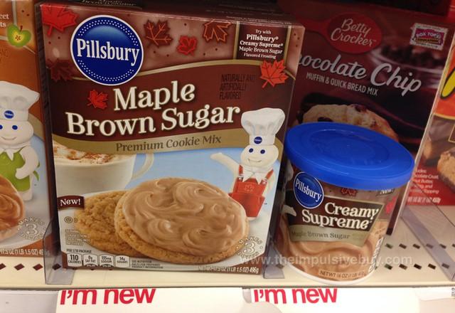 pillsbury maple brown sugar cookie mix - Pillsbury Dough Boy Halloween Cookies