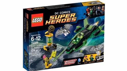 LEGO DC Super Heroes 76025 Box