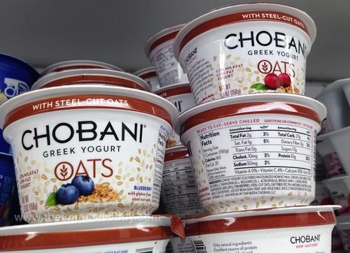 Chobani Oats