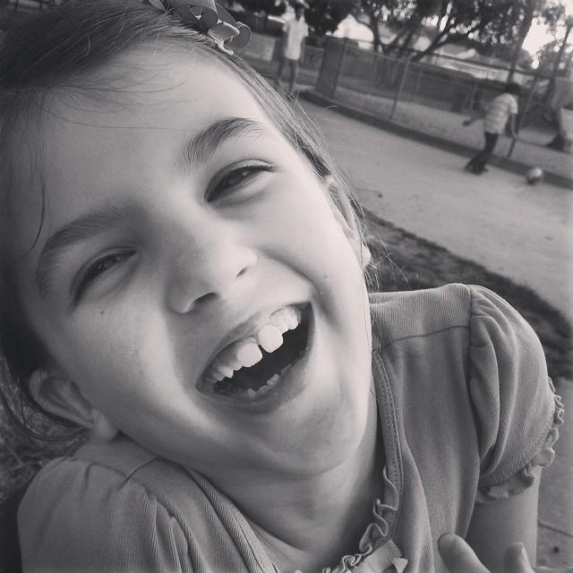Happy girl! #homeschool #californiakids