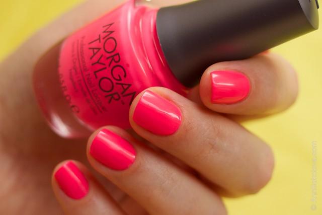 02 Morgan Taylor Pink Flame ingo