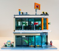 Mods - Town Square's Pizza and Bike Shops - LEGO Town ...