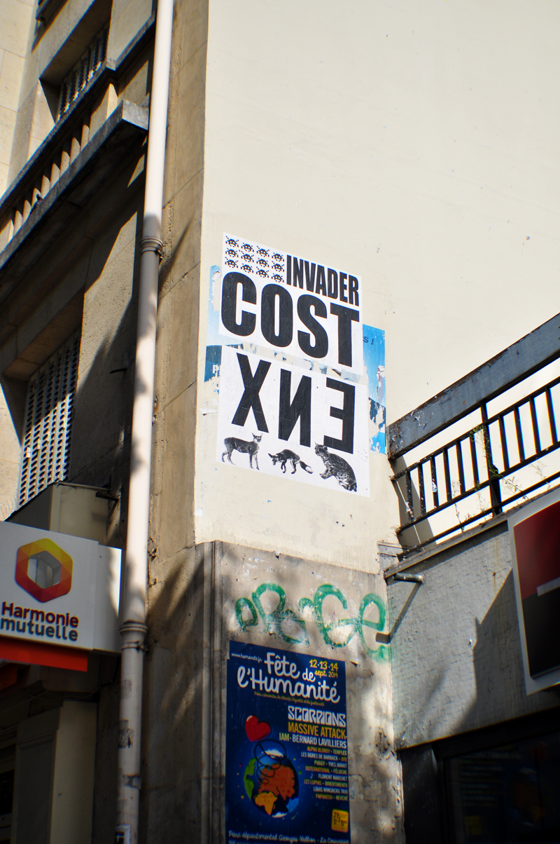 Invader Cost XNE