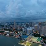 08 Viajefilos en Singapur, Vistas Marina Sands 13