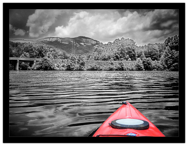 Lake Oolenoy Red Emphasis