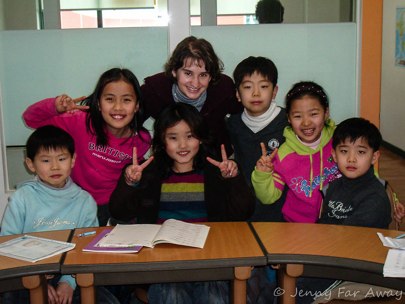Jeonju students