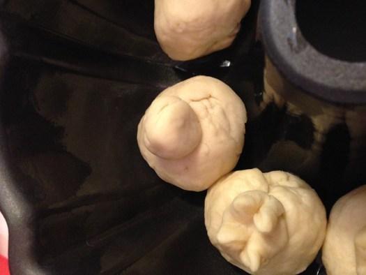 Pomegranate - Shaped Challah