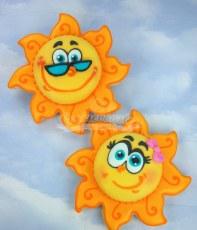 Summer sunshines!