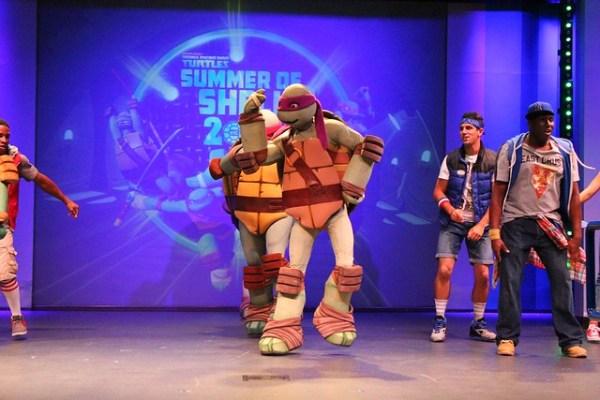 Teenage Mutant Ninja Turtles Retro Weekend at Nick Hotel