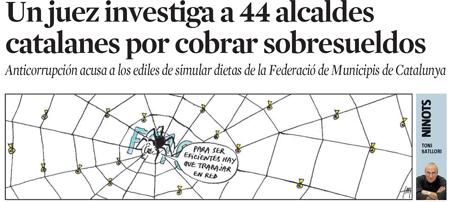 14f28 La Vanguardia denuncia corrupción municipal catalana 1