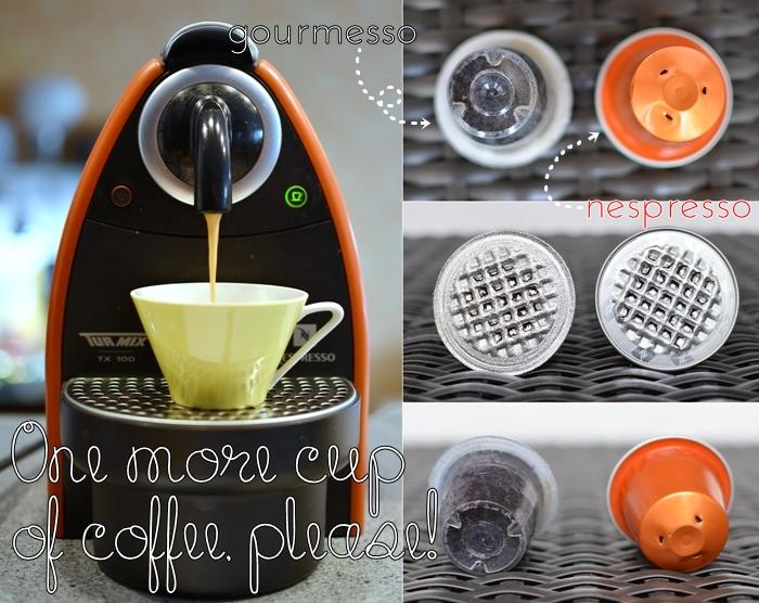 gourmesso Nespresso Kaffeekapseln | Turmix T100