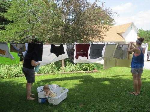 Z Crew: Last load of laundry