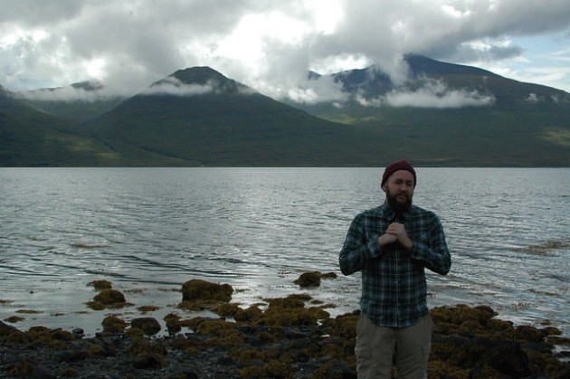 Loch Na Keal 12 Myself