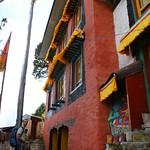 28-Namche Bazaar.Monasterio