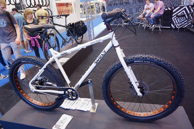 Eurobike 2014: Surly World Troller