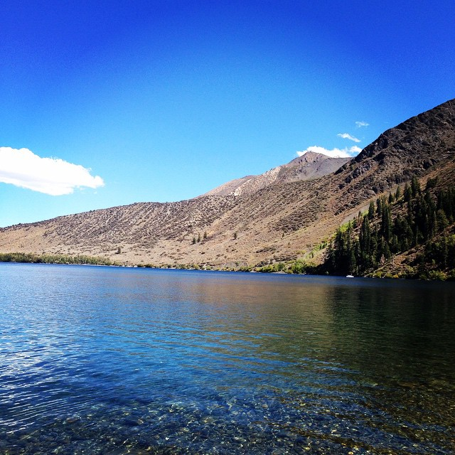#convictlake #hike #vacation