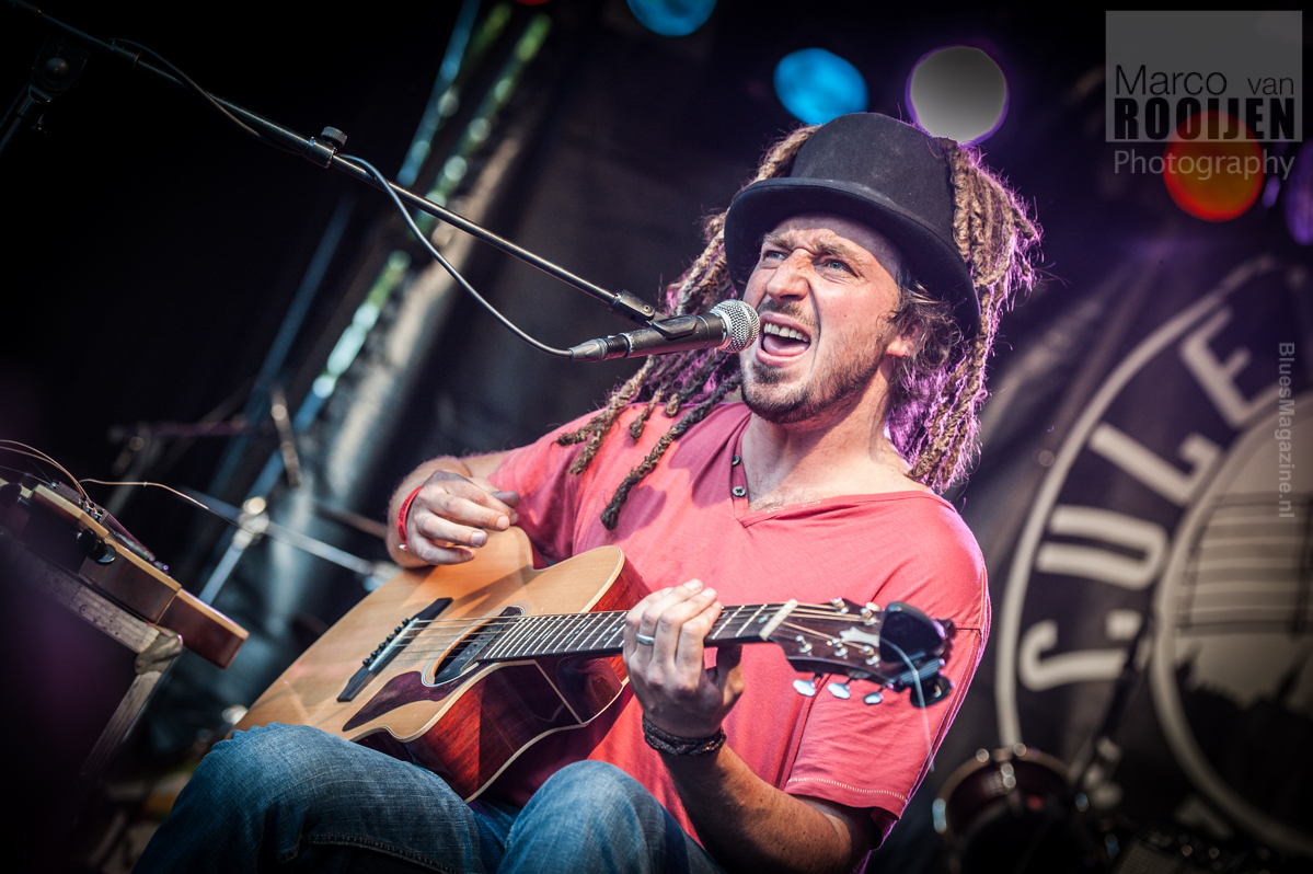 Wille & The Bandits @ Culemborg Blues 2014