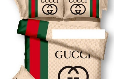 Gucci Bed Set