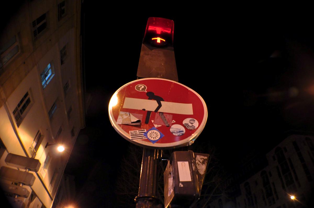 Détournement Panneau Stop (3)