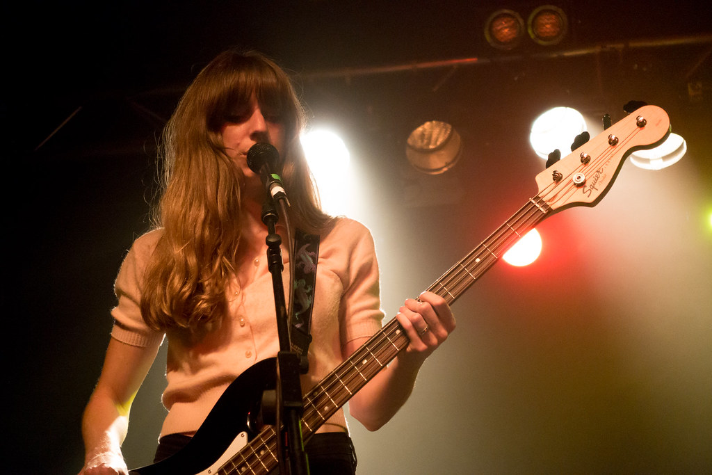 Ringo Deathstarr at the Garage