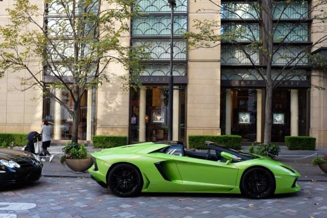 Lamborghini Aventador Spider 2014/09/28 X1002774