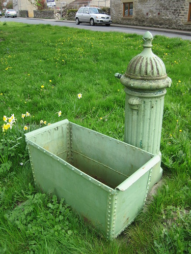 Cropton Hydrant