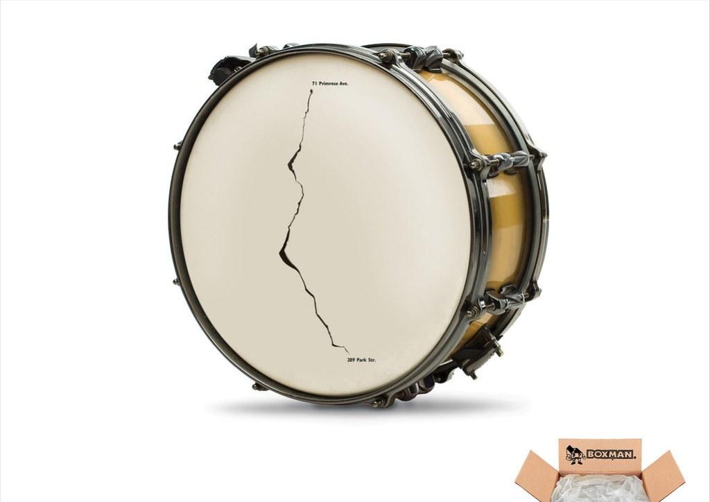Boxman - Drum Set