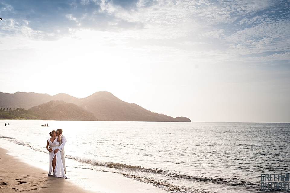 Beach Wedding In Guanacaste Costa Rica Costa Rica Destination Wedding Photographer 2 Costa