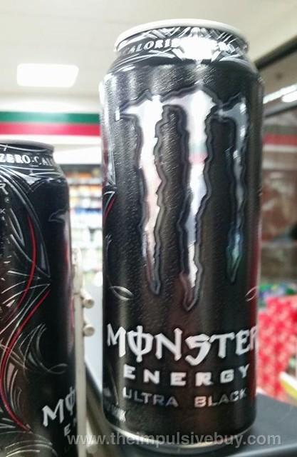 Monster Energy Ultra Black