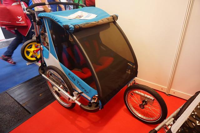 Eurobike 2014: Kids Tourer