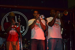 535 Southern Komfort Brass Band