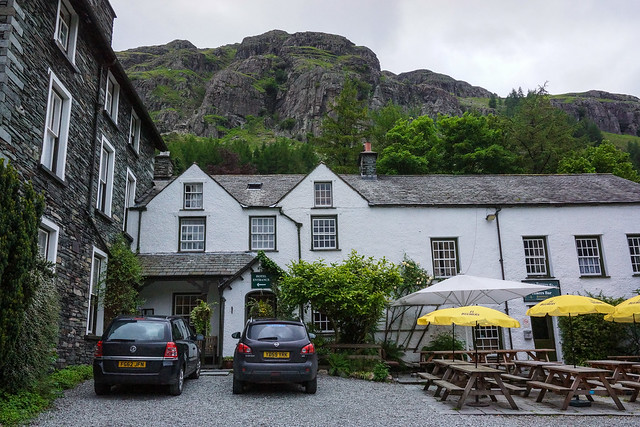 Old Dungeon Ghyll, Great Langdale