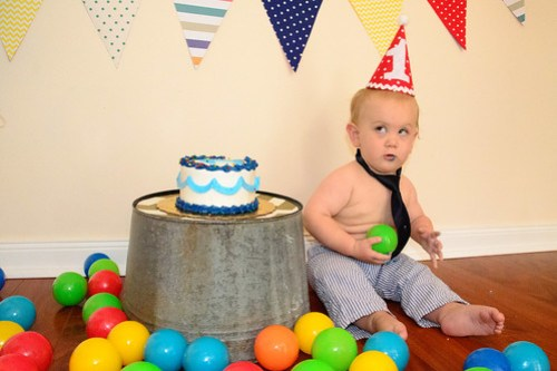 Jackson Marshall First Birthday-2