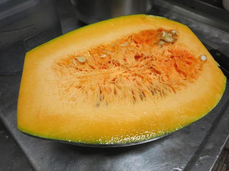 南瓜雞茸濃湯 (3)