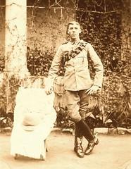 British Soldier  India - 14CT