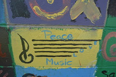 497 Peace Love Music